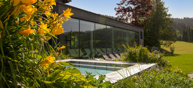 Wellnesshotel Linde - Outdoorwhirlpool