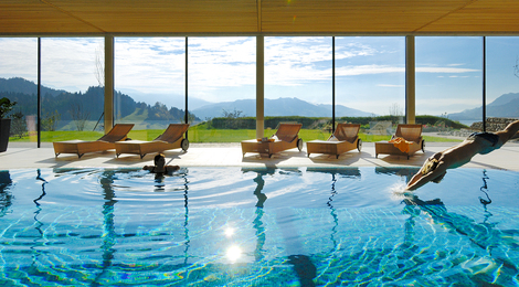 Wellnesshotel Linde - Pool